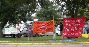 Stop War at Ames, Iowa