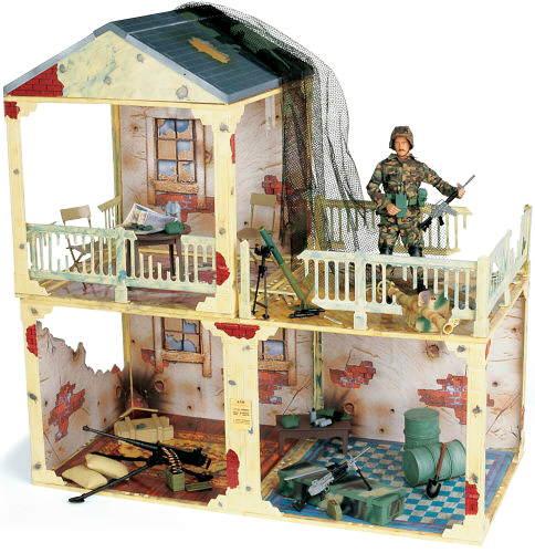 J C House