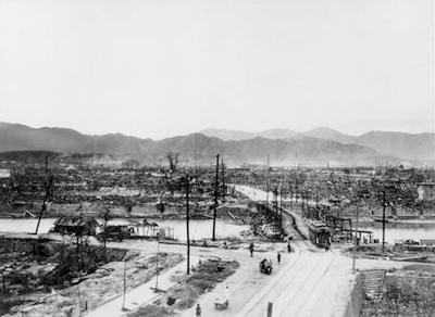 the mass murder in hiroshima These peace archives programs are inhumane weapons of mass murder / the only 5 monochromic photographs show the terrible devastation of hiroshima on the.