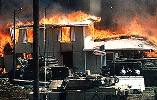 """an analysis of the branch davidians and waco """"a semantic analysis of bias in coverage in time, newsweek , and us news  and world report of the branch davidian standoff in waco,."""