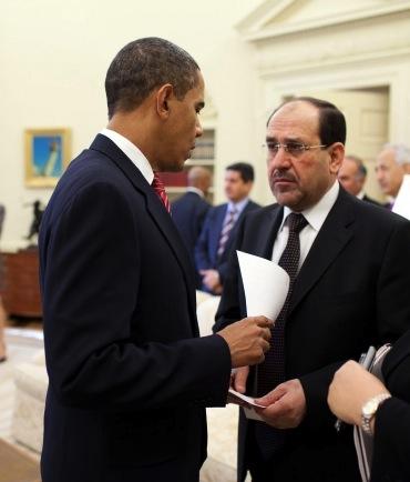 Maliki-Obama-Iraq1