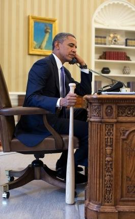 Obama-bat