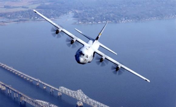Lockheed Martin's C-130 transport plane, now under looser export controls