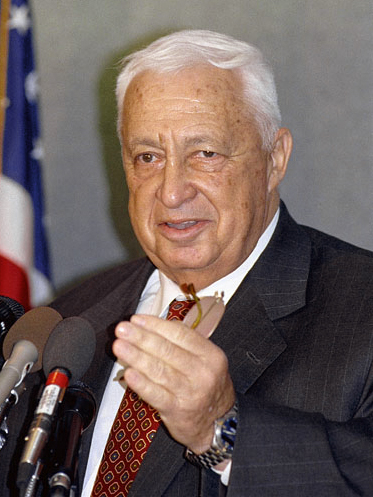 Ariel_Sharon,_by_Jim_Wallace_(Smithsonian_Institution)