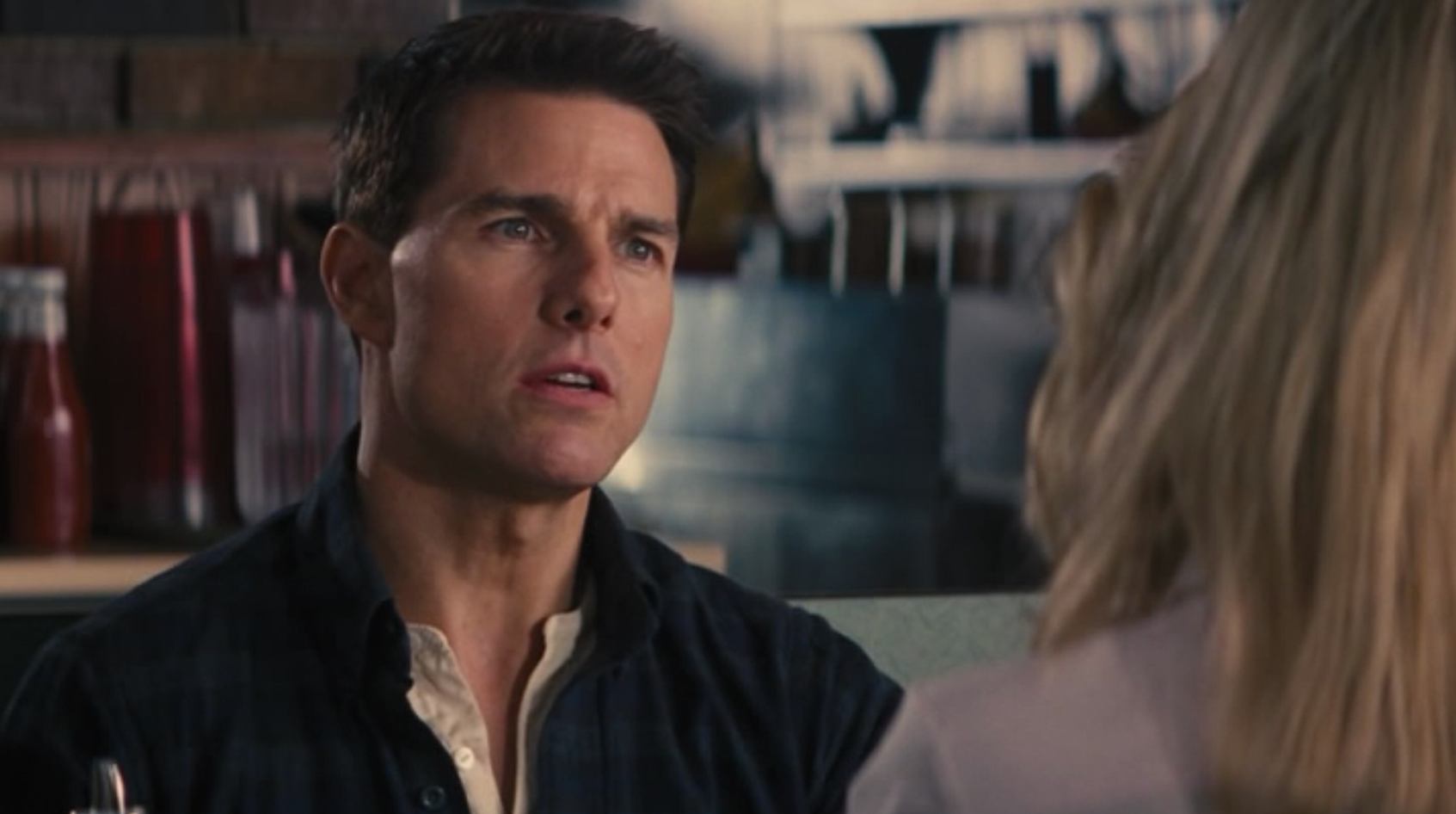 "Tom Cruise's ""Jack Reacher"" on the Chris Kyle Type"