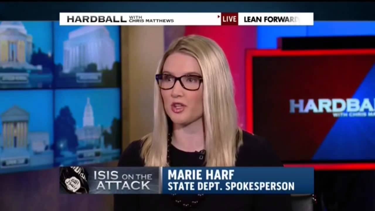 Laugh All You Want, but Marie Harf is Basically Right About Jobs and Jihadis